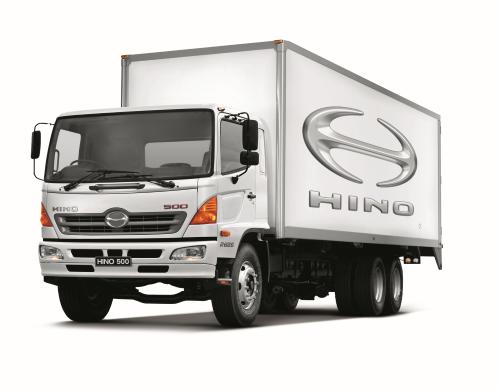 HINO 500 Seriesهينو فئة 500
